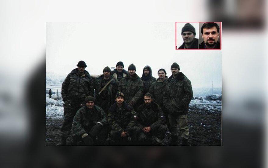 A. Čepigos dalinys Čečėnijoje