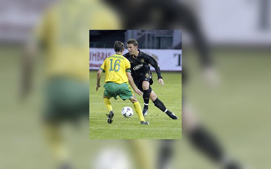 """FBK Kaunas"" - ""Celtic"""