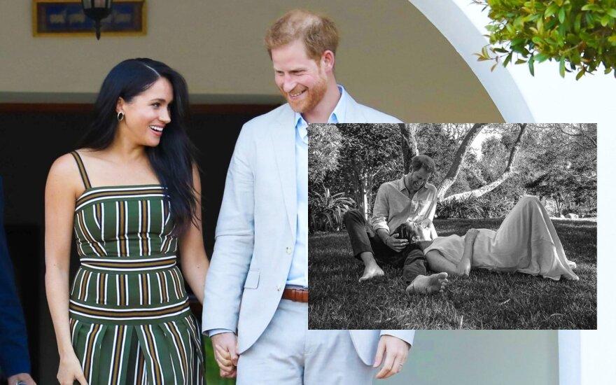 Princas Harry ir Meghan Markle /Foto: Vida Press, Misan Harriman
