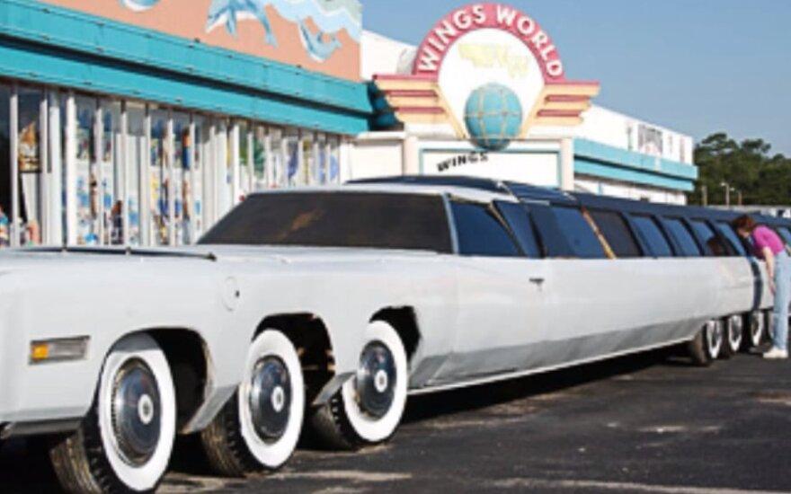 Ilgiausias pasaulyje limuzinas