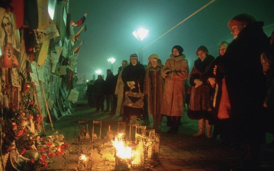 Tragiškų įvykių liudininkas: kodėl dabar nesame vieningi?