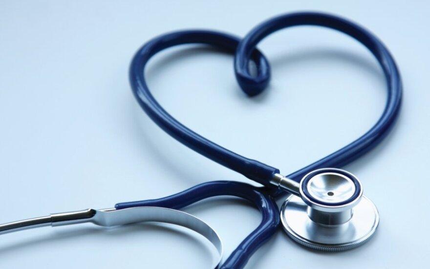 Į kovą su širdies ir kraujagyslių ligomis stoja ir žymiausi atlikėjai