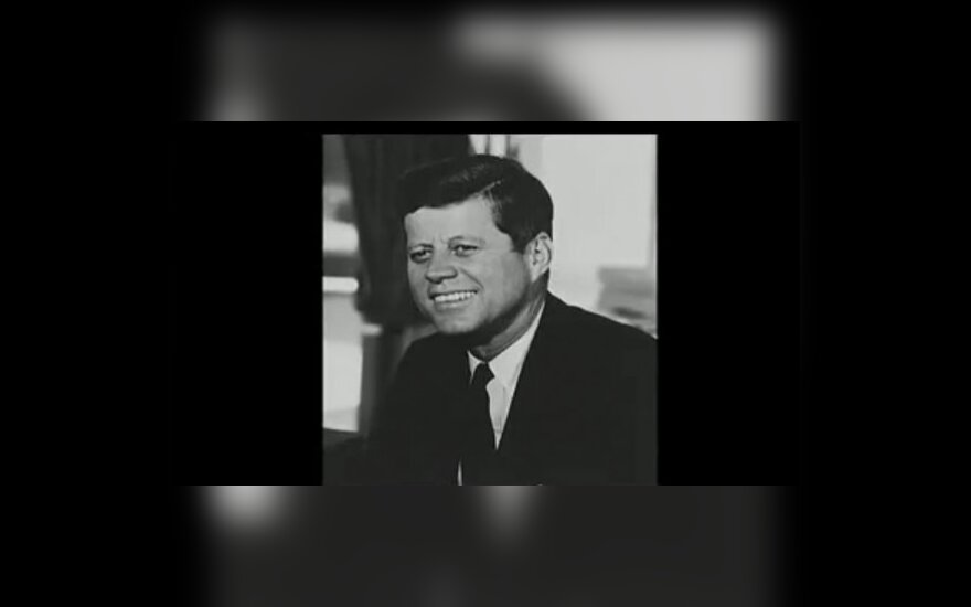 Johnas F.Kennedy