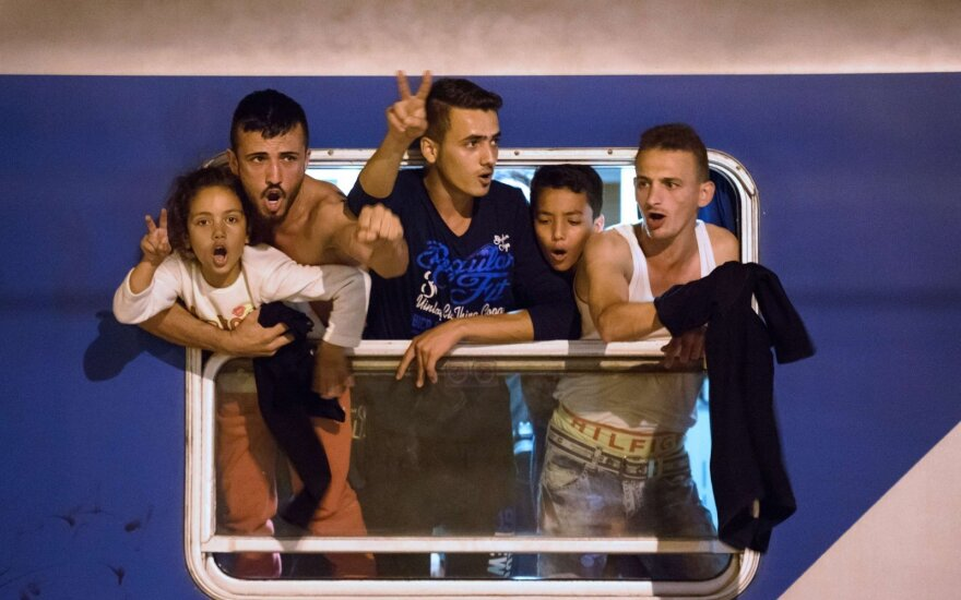 Opinion: The refugee crisis will define Europe's future