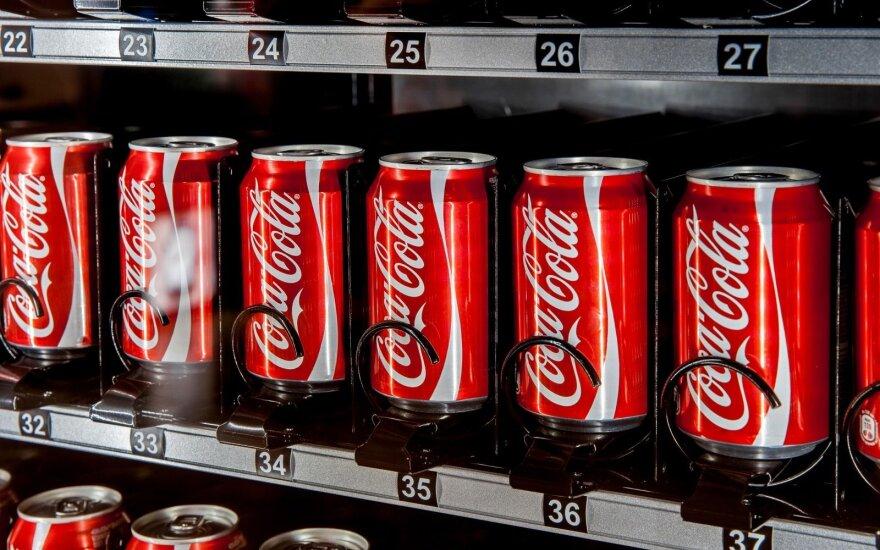 """""""Coca-Cola"""" kelia ambicingus perdirbimo tikslus"""