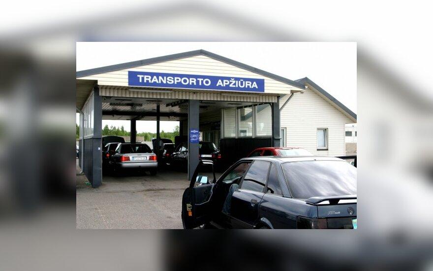 Transporto apžiūra