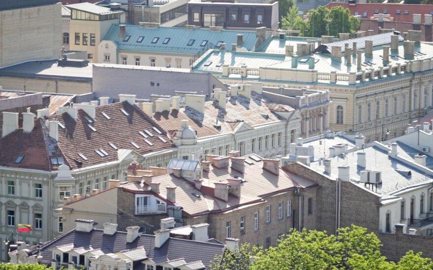 Vilniuje bevardė gatvė pavadinta Šv. Jurgio vardu