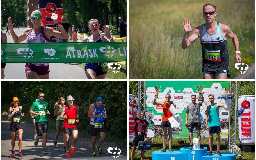 """48-as tradicinis bėgimas """"Aplink Elektrėnų marias"""" / FOTO: Rokas Lukoševičius"""