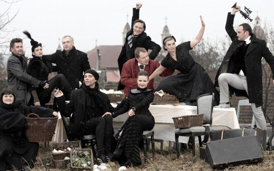 Bohemiečių dešimtmetis (Lina Fisheye nuotr.)