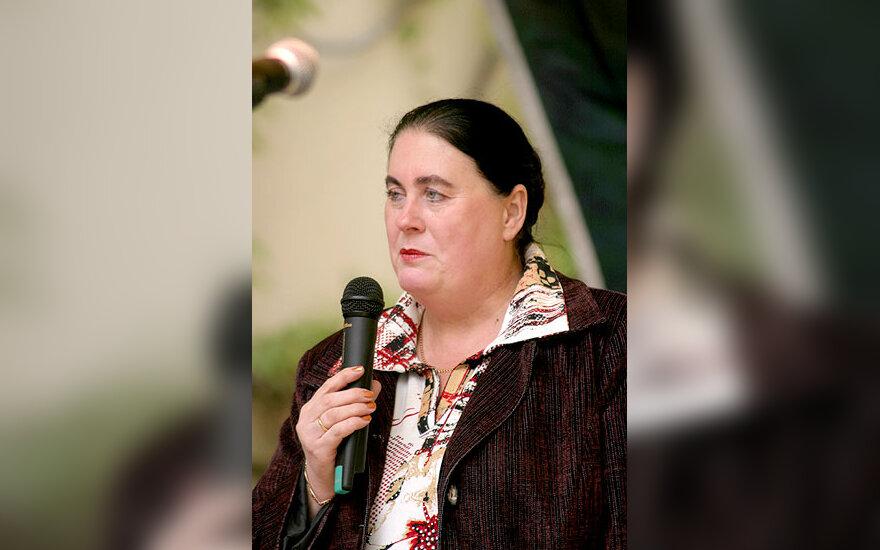 Poetė Janina Laniauskienė