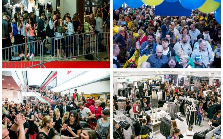 """Po """"Ikea"""" ir """"H&M"""" atidarymų: kodėl žmones ištinka masinė isterija"""