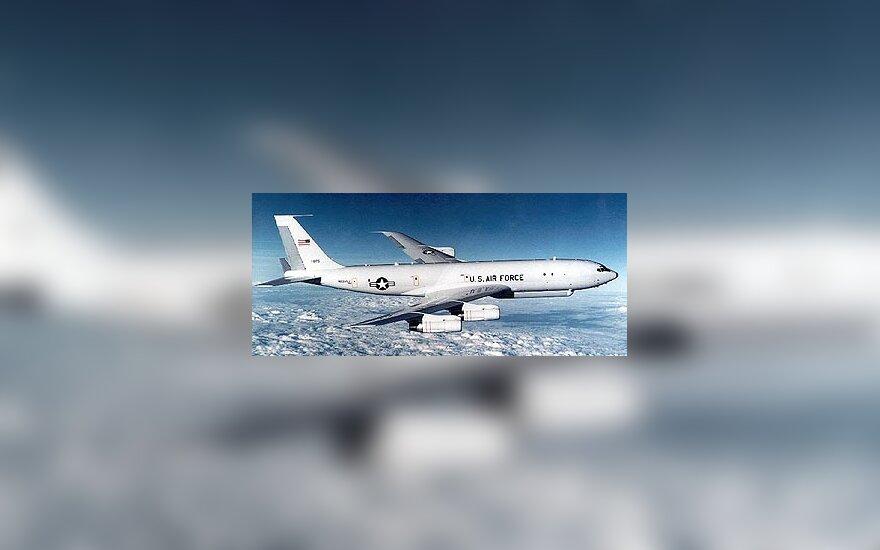 E-8C J-STARS lėktuvas