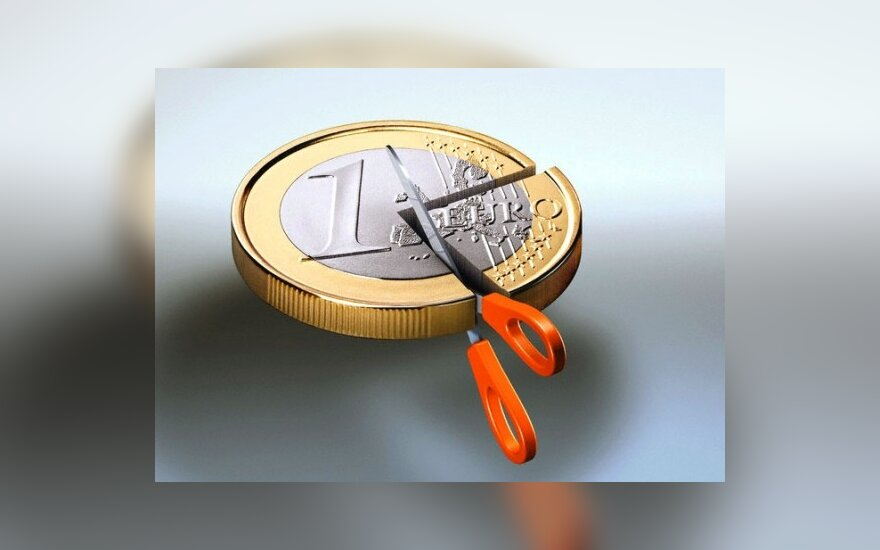 """""""Nordea"""": Lietuva apie eurą gali galvoti 2014-2015 m."""