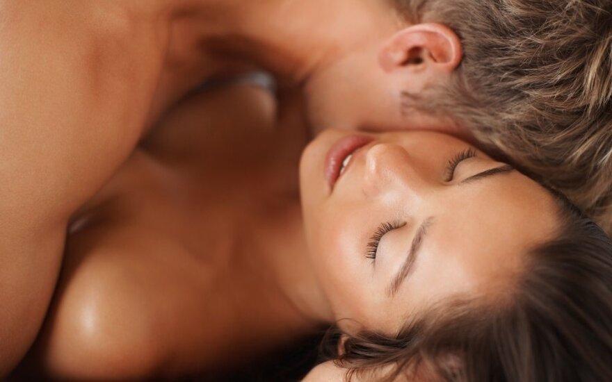 Paslaptingoji moterų ejakuliacija: ar tai gali patirti kiekviena?
