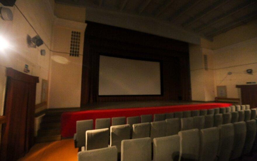 Daugiau nei du trečdaliai savivaldybių neturi veikiančių kino teatrų