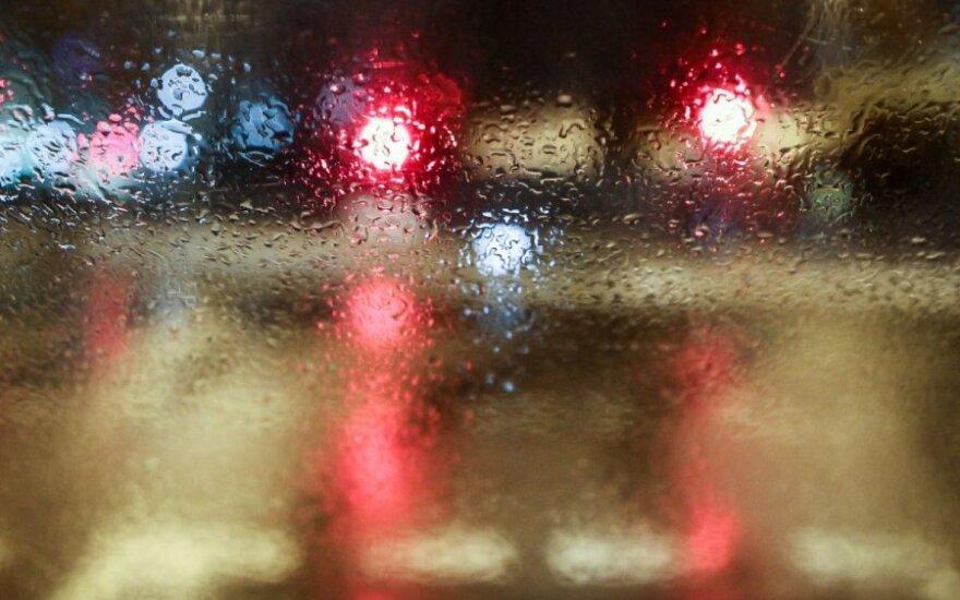 Savaitės orai: po trumpos giedros - kąsnis šlapdribos, o po to jau šiluma