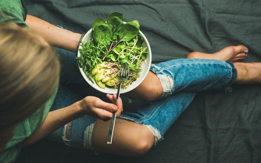 Kaip iš maisto gauti kuo daugiau natūralių vitaminų ir mineralų