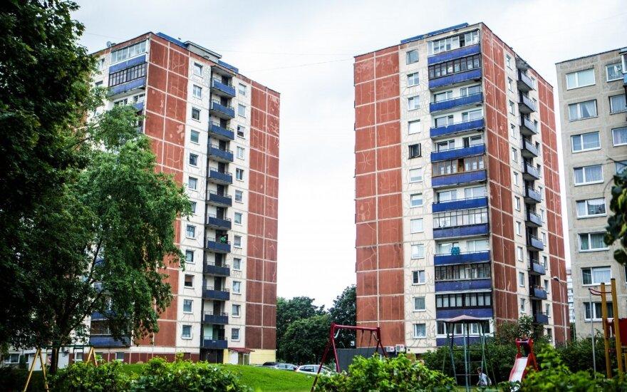 Amžius – svarbus rodiklis imant būsto paskolą