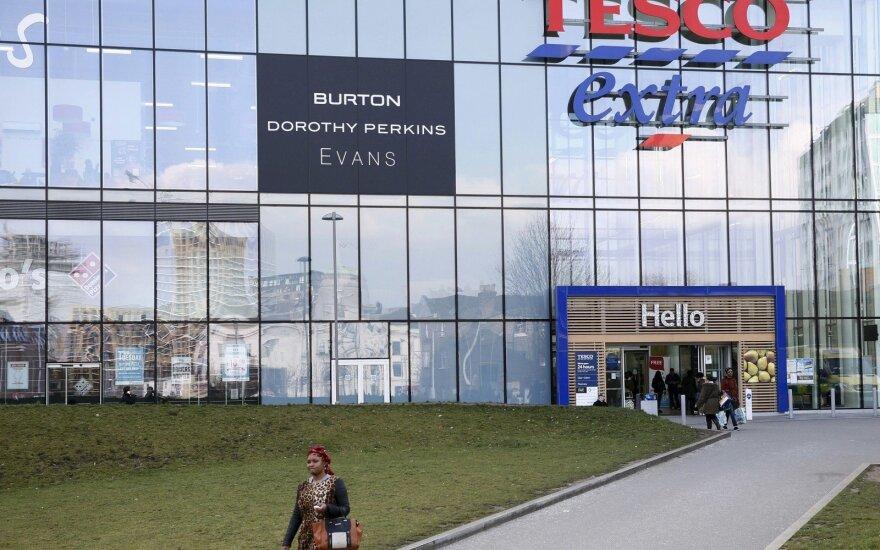 Dėl klaidos prekybos centre pirkėjai prašomi pasitikrinti banko sąskaitą