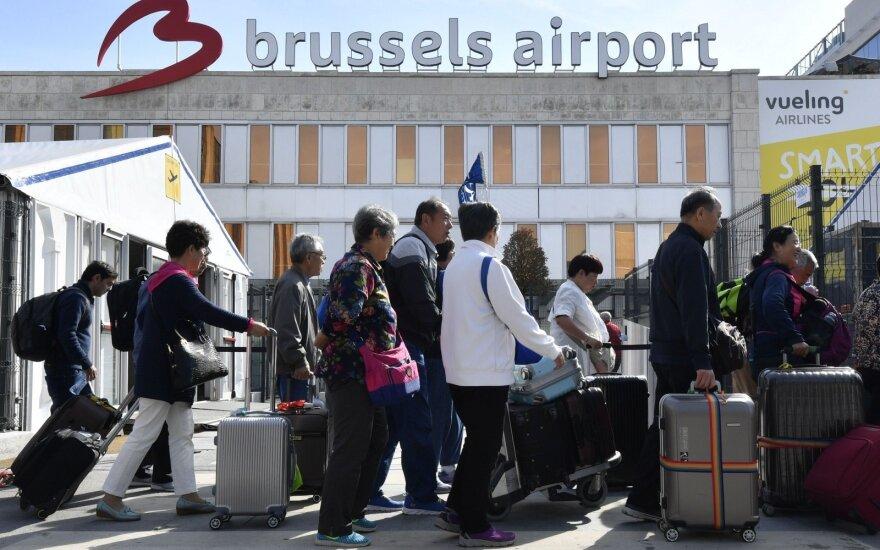 Briuselio oro uoste kontrabandos ir sprogmenų ieškos automobilis-skeneris