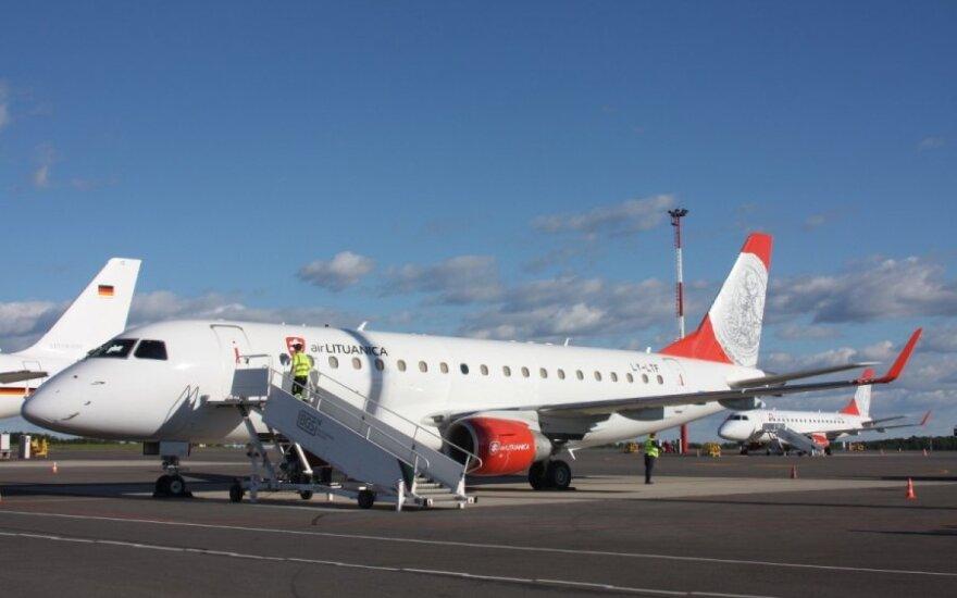 """Air Lituanica"" orlaivis ""Embraer 175"""
