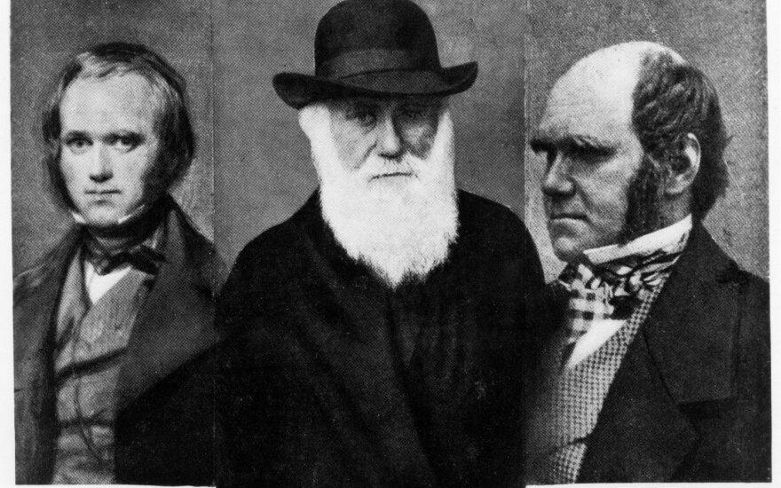 Čarlzas Robertas Darvinas