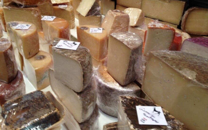 Lithuanian cheese to be exported to Brazil