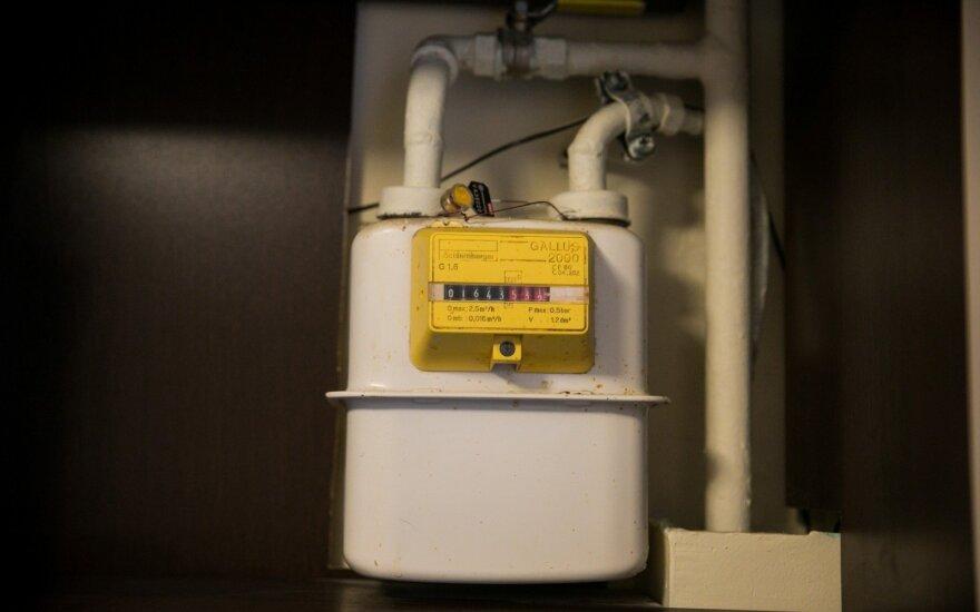 """Sprendžiama dėl mažesnės """"Litgas"""" dujų kainos"""
