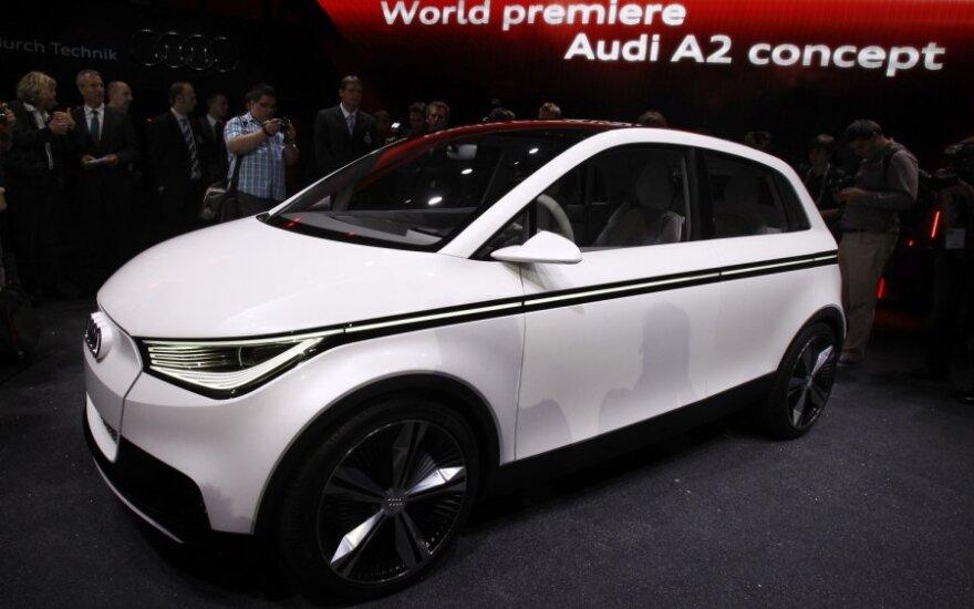 Audi A2 koncepcija