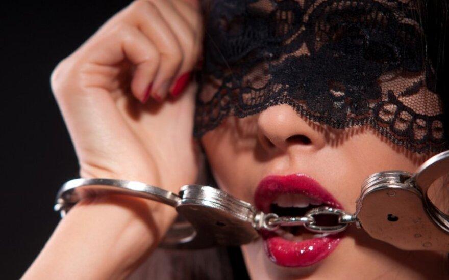 Populiariausios moterų erotinės fantazijos