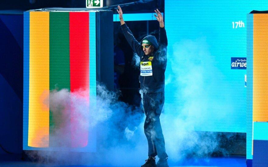 Asmeninį rekordą pagerinęs Šidlauskas – Europos čempionato finale