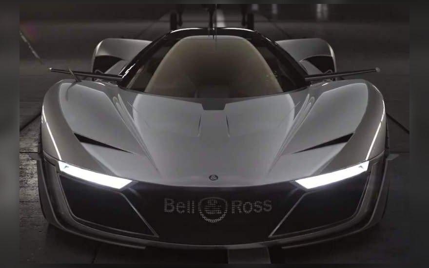 """""""Bell&Ross AeroGT"""""""