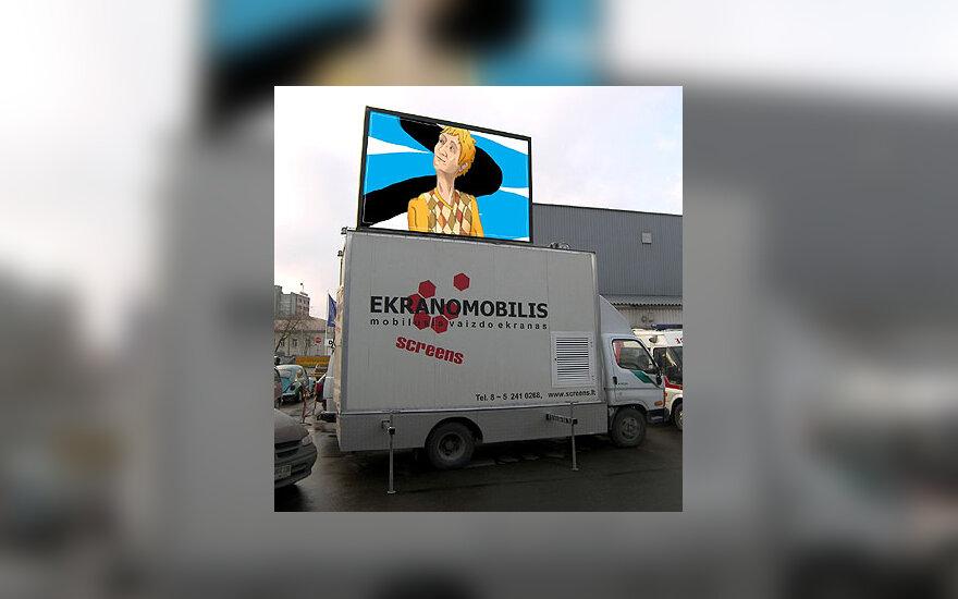 """Ekranomobilis"""