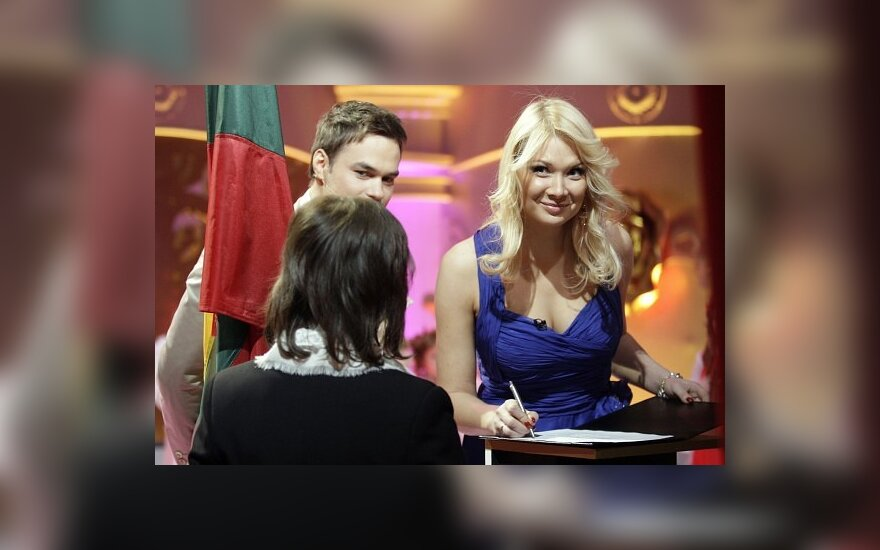 Leonardas Pobedonoscevas ir Natalija Zvonkė