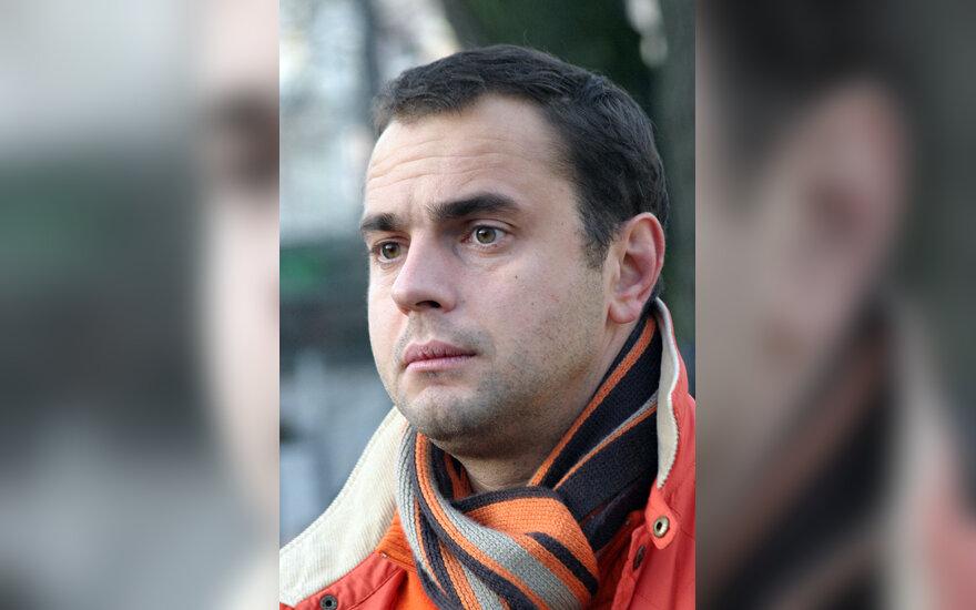 Renginių organizatorius Jogaila Morkūnas