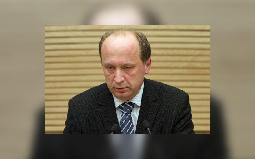 A.Kubilius: ES naujos geležinės uždangos nėra
