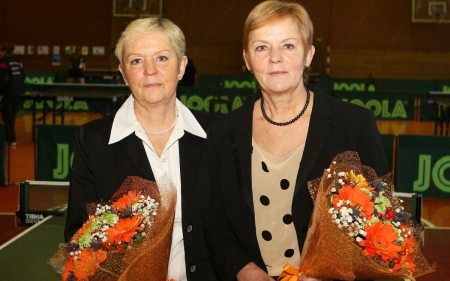 Romualda Garkauskienė ir Asta Stankienė