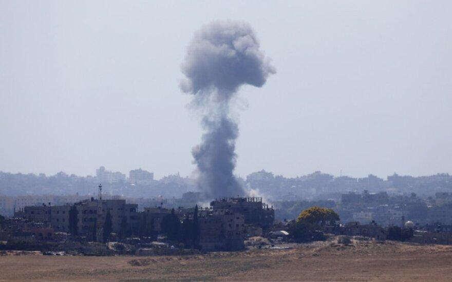 23 puolimo diena Gazos Ruože: žuvusiųjų sparčiai daugėja