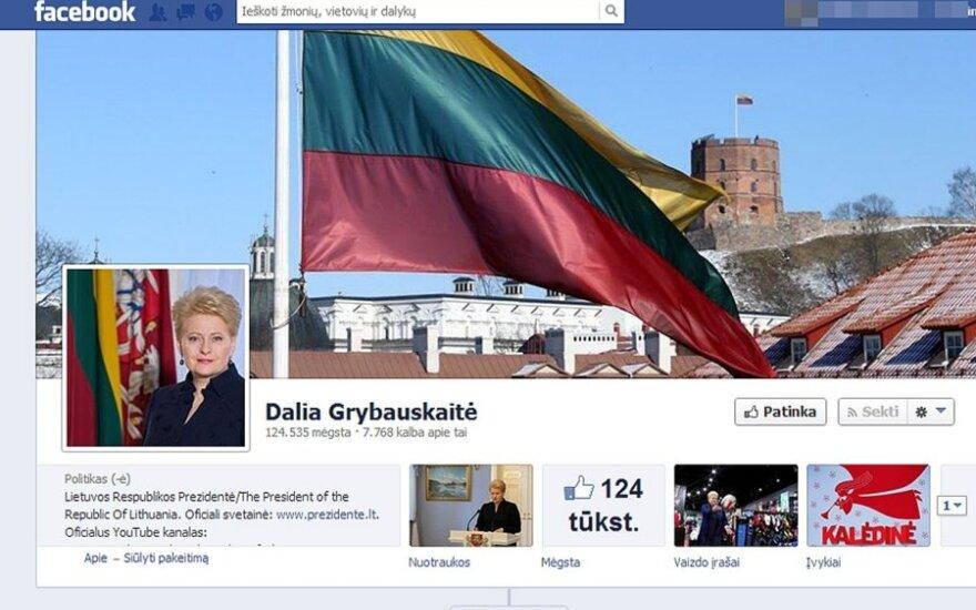 Kandidatų į prezidentus šūkiai: nuo ko savąjį nusižiūrėjo D. Grybauskaitė