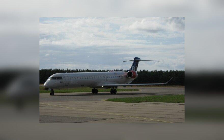 SAS atnaujina skrydžius iš Vilniaus į Kopenhagą