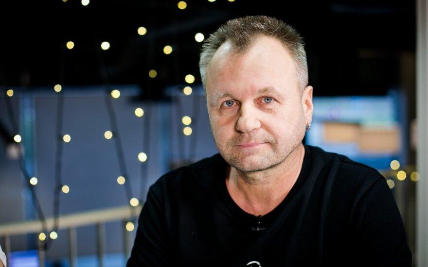 Saulius Urbonavičius - Samas