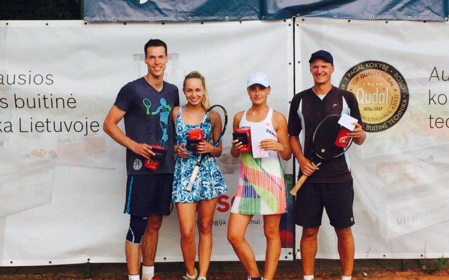 DELFI teniso turnyras Druskininkuose
