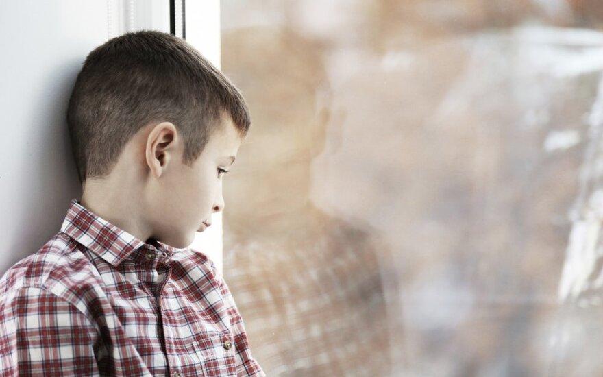 Vaikas prarado smalsumą. Kaip jam padėti?