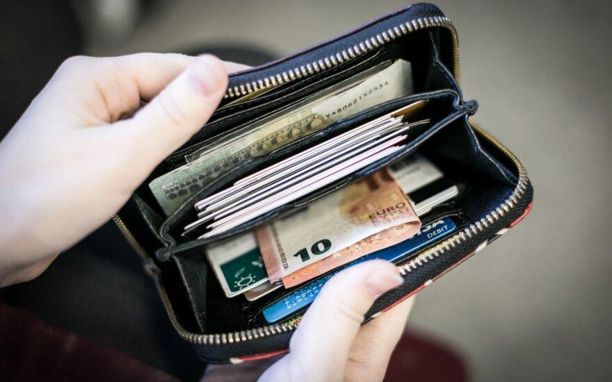 Ekspertai sukritikavo darbo grupę dėl viešojo sektoriaus atlyginimų