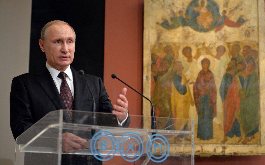 Rusijos teatro direktorius prašo V. Putino apginti meną nuo spaudimo