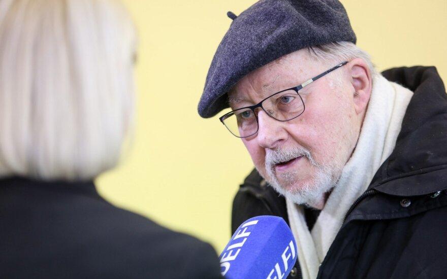 Prieš rinkimus – netikėtas Vytauto Landsbergio požiūris: keičiasi tie priešai – tai priešai, tai nepriešai