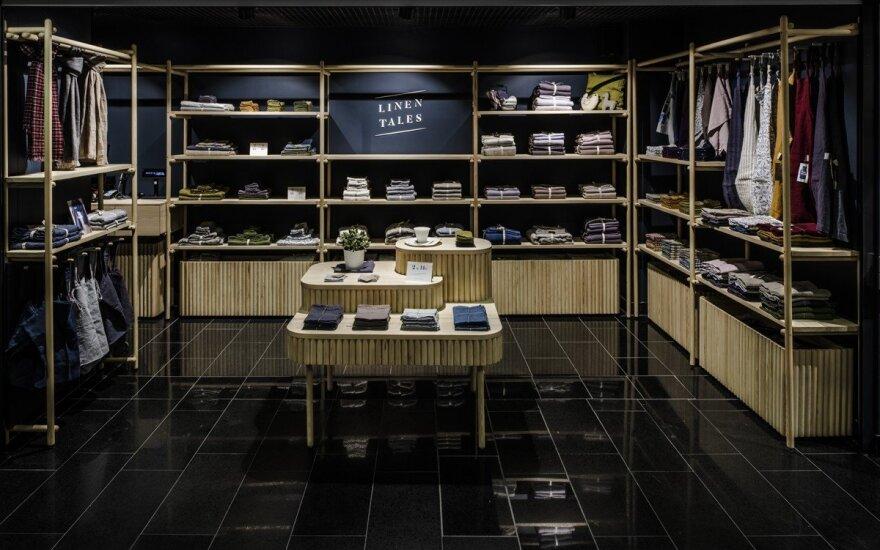 Lino parduotuvė Vilniaus oro uoste