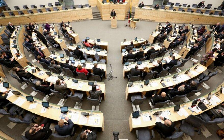 Pirmieji Seimo metai: dėl Seimo pirmininkės atvirai eskaluojamos priešpriešos su prezidente – politikoje chaosas