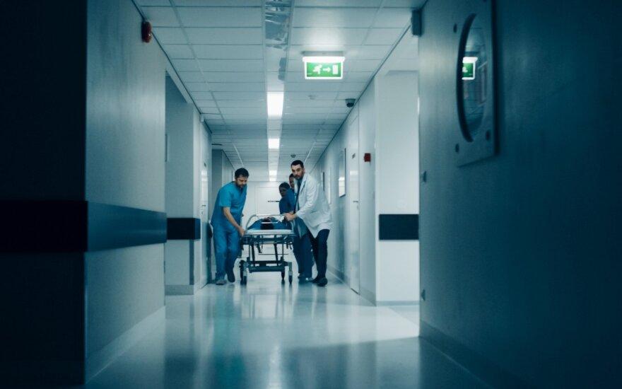 Gydytojus iš kantrybės veda esama situacija ligoninėse: ten yra pragaras