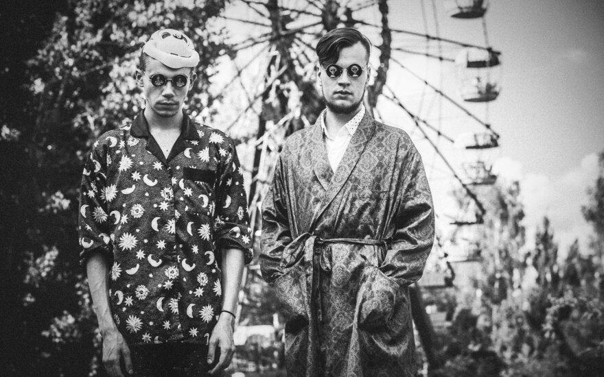 """""""Beissoul & Einius"""" FOTO: Olga Zakrevska"""